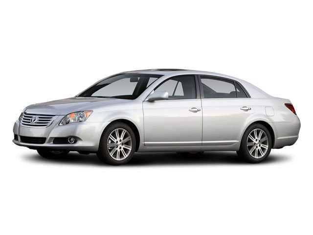 2008 Toyota Avalon  Front Wheel Drive Conventional Spare Tire Aluminum Wheels Power Steering 4-