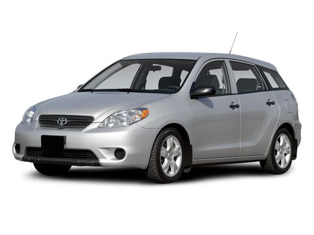 2008 Toyota Matrix STD PWR PKG  -inc pwr windows  pwr door locks  remote keyless entry Front Whee