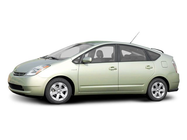 2008 Toyota Prius Pkg 6 Keyless Start Traction Control Front Wheel Drive Temporary Spare Tire