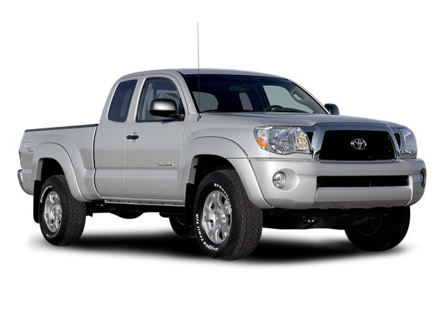2008 Toyota Tacoma SR5 TRD Four Wheel Drive Tires - Front OnOff Road Tires - Rear OnOff Road C