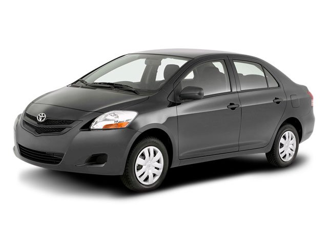 2008 Toyota Yaris 4DR SDN BASE AT Front Wheel Drive Tires - Front All-Season Tires - Rear All-Sea