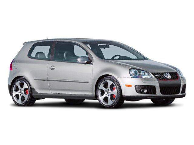 2008 Volkswagen GTI Base Turbocharged Traction Control Stability Control Front Wheel Drive Tire