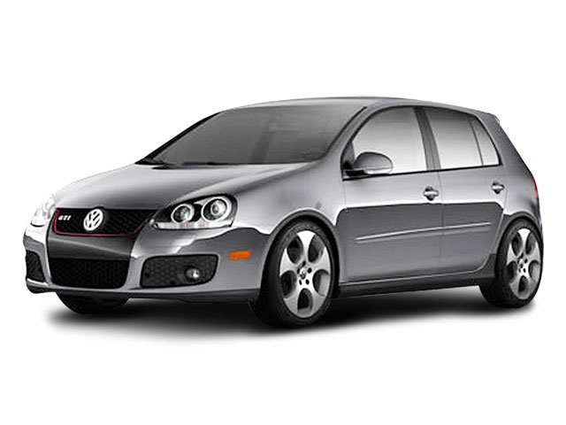 2008 Volkswagen GTI 20T Turbocharged Traction Control Stability Control Front Wheel Drive Tire