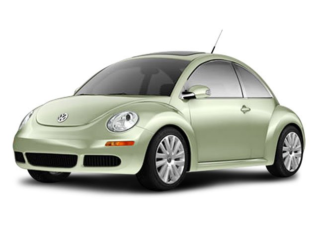2008 Volkswagen New Beetle Coupe S Traction Control Stability Control Front Wheel Drive Tires -