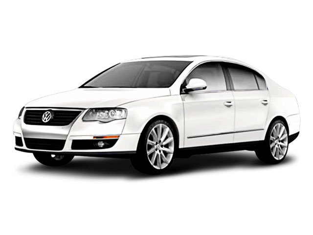 2008 Volkswagen Passat Sedan Lux REAR SIDE AIRBAGS Turbocharged Traction Control Stability Contr