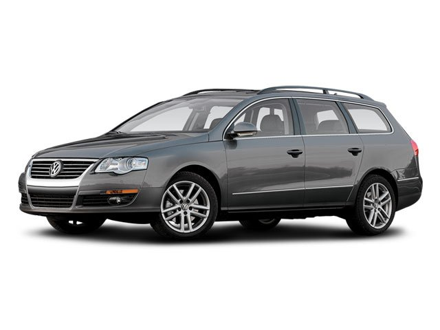 2008 Volkswagen Passat Wagon Lux Turbocharged Traction Control Stability Control Front Wheel Dri