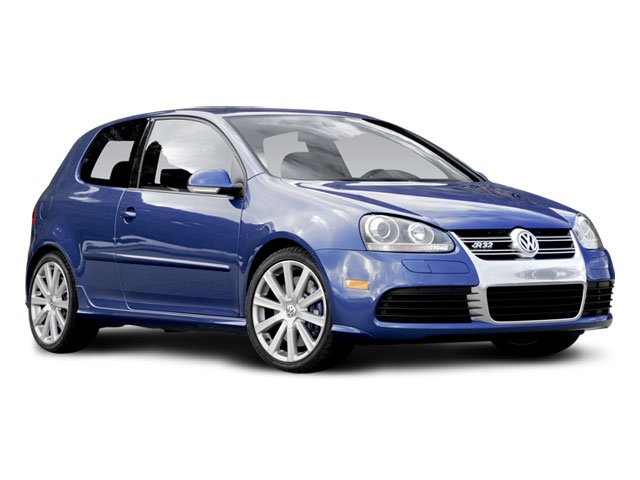 2008 Volkswagen R32 2DR HB AT Traction Control Stability Control All Wheel Drive Tires - Front P