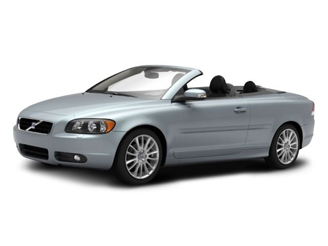 2008 Volvo C70 T5 Turbocharged Traction Control Stability Control Front Wheel Drive Tires - Fro