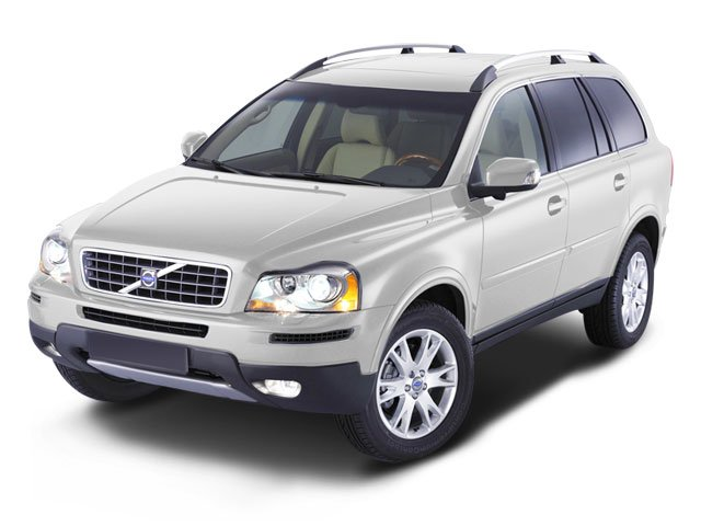 2008 Volvo XC90 I6 Traction Control Stability Control All Wheel Drive Air Suspension Tires - Fr
