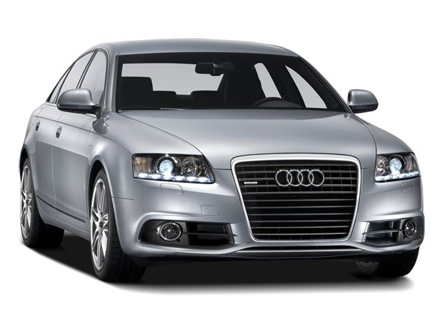 2009 Audi A6 Premium Plus Supercharged All Wheel Drive Power Steering 4-Wheel Disc Brakes Alumi