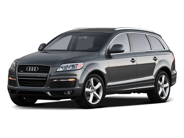 2009 Audi Q7 Premium All Wheel Drive Tow Hitch Power Steering 4-Wheel Disc Brakes Temporary Spa