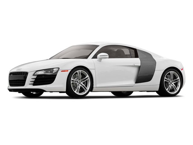 2009 Audi R8 42L All Wheel Drive Traction Control Brake Actuated Limited Slip Differential Acti
