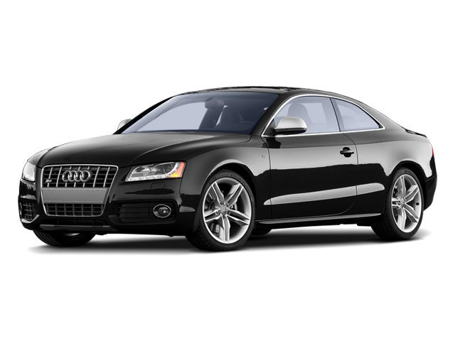 2009 Audi S5 42 All Wheel Drive Power Steering 4-Wheel Disc Brakes Aluminum Wheels Tires - Fro