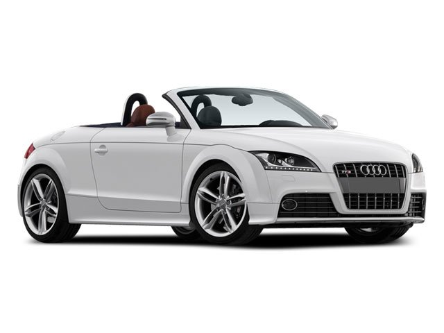2009 Audi TTS 20T Roadster Turbocharged Traction Control Brake Actuated Limited Slip Differentia