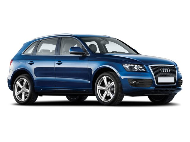 2009 Audi Q5 Quattro LockingLimited Slip Differential All Wheel Drive Power Steering 4-Wheel Di