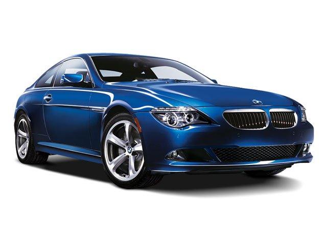 2009 BMW 6 Series 650i Navigation System8 SpeakersAMFM radioAnti-Theft AMFM StereoCD Audio Sy