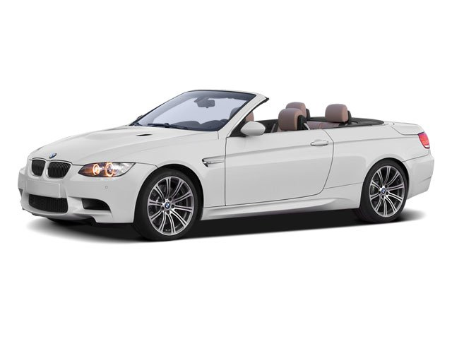 2009 BMW M3 Base 2dr Convertible