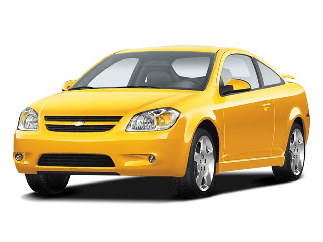 2009 Chevrolet Cobalt  Front Wheel Drive Power Steering Front DiscRear Drum Brakes Automatic He