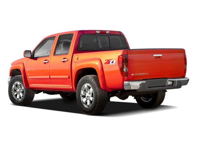 2009 Chevrolet Colorado LT with 1LT