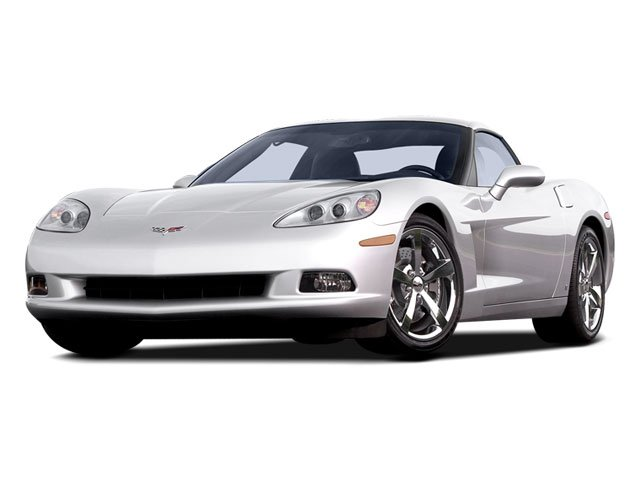2009 Chevrolet Corvette Base LockingLimited Slip Differential Rear Wheel Drive Traction Control
