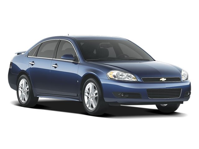 2009 Chevrolet Impala LS Front Wheel Drive Power Steering ABS 4-Wheel Disc Brakes Traction Cont