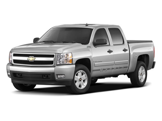 2009 Chevrolet Silverado 1500 Hybrid  LockingLimited Slip Differential Rear Wheel Drive Tow Hitc