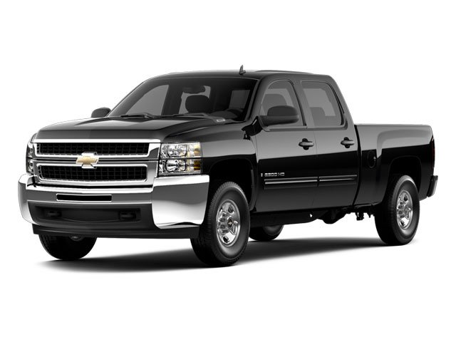 2009 Chevrolet Silverado 2500HD LTZ Tow Hitch LockingLimited Slip Differential Four Wheel Drive