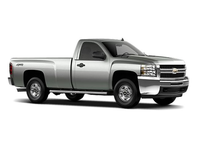2009 Chevrolet Silverado 3500HD SRW Work Truck Four Wheel Drive LockingLimited Slip Differential