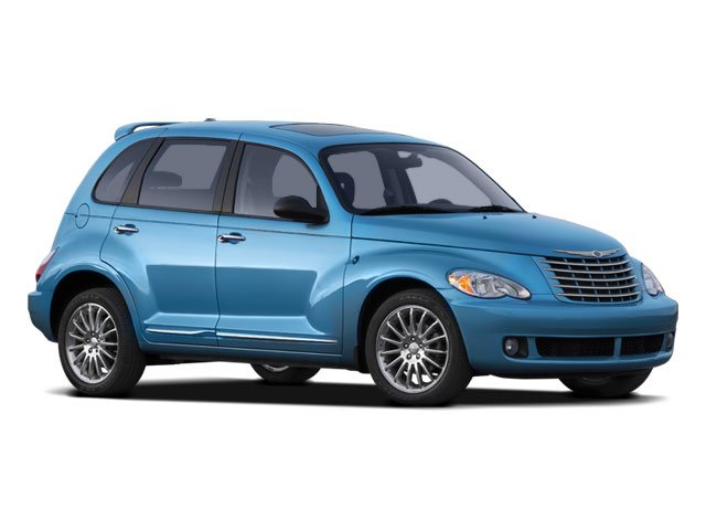 2009 Chrysler PT Cruiser LX Front Wheel Drive Power Steering Front DiscRear Drum Brakes Steel W