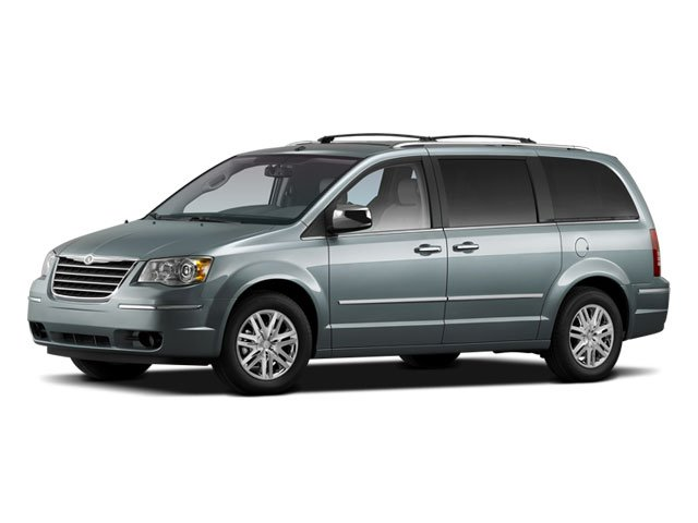 2009 Chrysler Town  Country Touring Front Wheel Drive Power Steering 4-Wheel Disc Brakes Alumin
