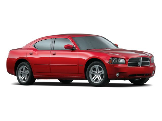 2009 Dodge Charger SE Rear Wheel Drive Power Steering 4-Wheel Disc Brakes Aluminum Wheels Tires