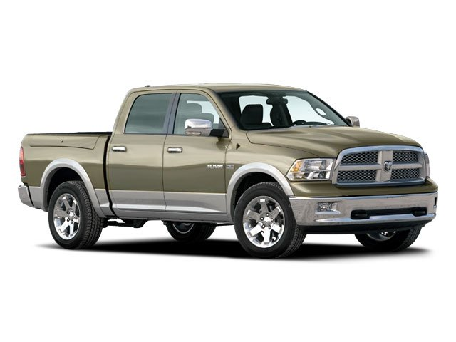 2009 Dodge Ram 1500 SLT Four Wheel Drive Power Steering ABS 4-Wheel Disc Brakes Aluminum Wheels
