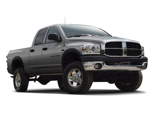 2009 Dodge Ram 2500 2500 4x4 2500 QUAD CAB Four Wheel Drive Power Steering ABS 4-Wheel Disc Brak