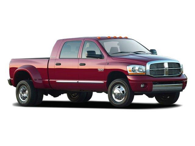 2009 Dodge Ram 3500 Laramie Tow Hitch Turbocharged LockingLimited Slip Differential Dual Rear W