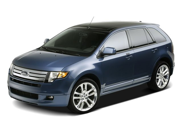2009 Ford Edge SE 35L V6 DURATEC ENGINE  STD Front Wheel Drive Power Steering ABS 4-Wheel Di