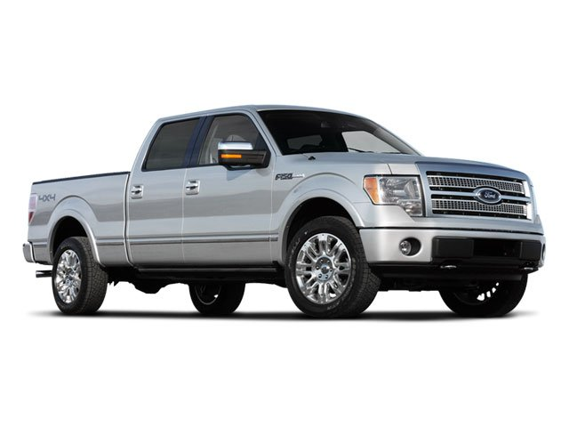 2009 Ford F-150 LARIAT PICKUP 4D 6 1/2 FT