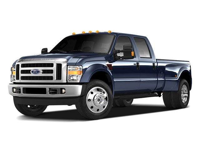 2009 Ford Super Duty F-450 DRW  Turbocharged LockingLimited Slip Differential Four Wheel Drive