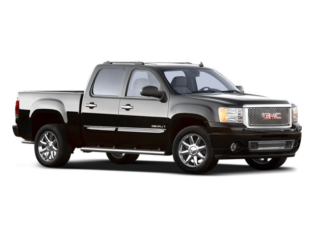 2009 GMC Sierra 1500 Denali Tow Hitch LockingLimited Slip Differential All Wheel Drive Tow Hook