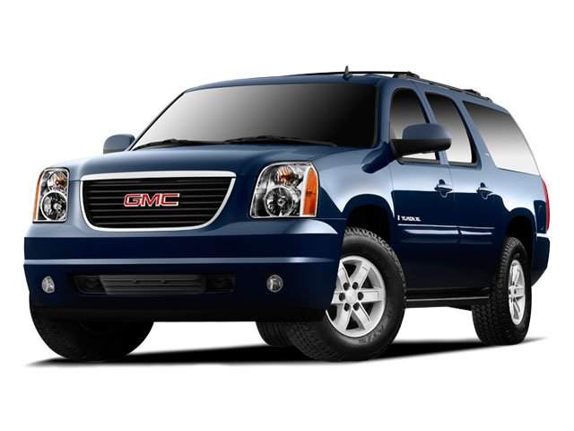 2009 GMC Yukon XL SLT w4SB LICENSE PLATE BRACKET  FRONT WIPERS  FRONT INTERMITTENT  RAINSENSE WH