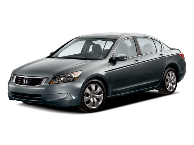 2009 Honda Accord Sdn EX-L Front Wheel Drive Power Steering 4-Wheel Disc Brakes Aluminum Wheels