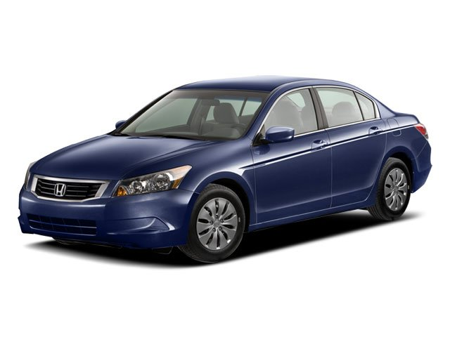 2009 Honda Accord Sdn LX GRAY  SEAT TRIM POLISHED METAL METALLIC Front Wheel Drive Power Steerin