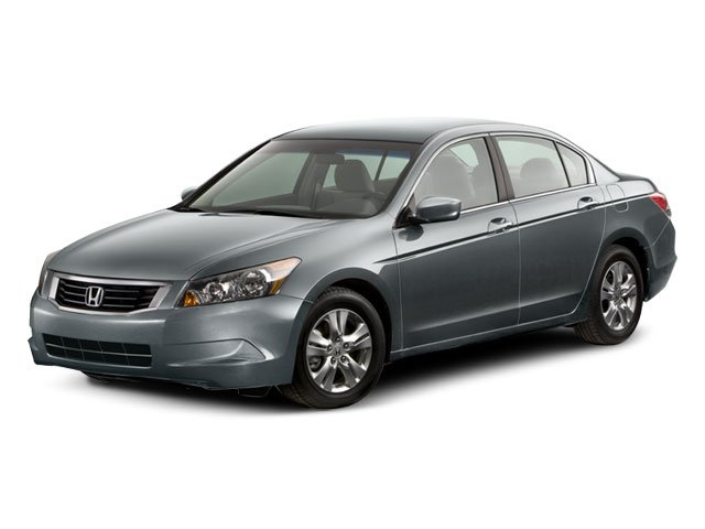 2009 Honda Accord Sdn LX-P Front Wheel Drive Power Steering 4-Wheel Disc Brakes Aluminum Wheels