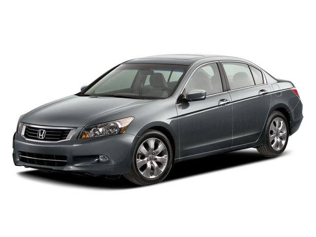 2009 Honda Accord Sdn EX Front Wheel Drive Power Steering 4-Wheel Disc Brakes Aluminum Wheels T