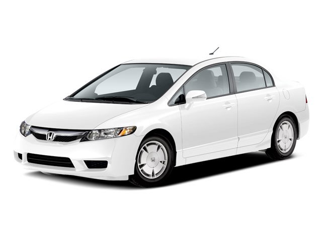 2009 Honda Civic Hybrid Sedan Hybrid