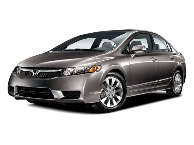 2009 Honda Civic Sedan EX