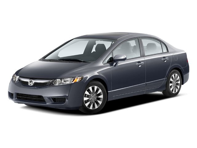 Used 2009 Honda Civic Sedan in Lakeland, FL