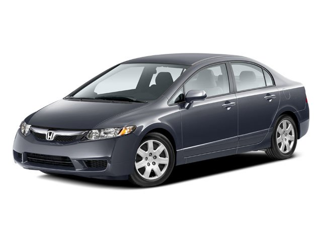 2009 Honda Civic Sedan LX