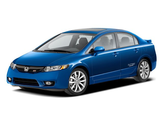 2009 Honda Civic Sedan Si