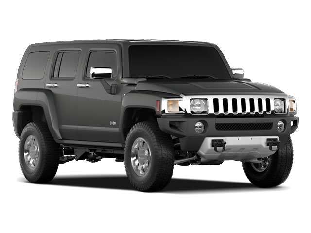 2009 HUMMER H3  Four Wheel Drive Tow Hooks Power Steering ABS 4-Wheel Disc Brakes Conventional