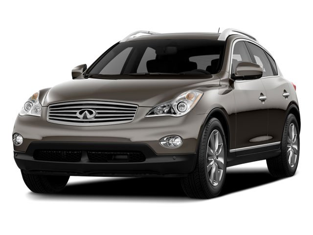 2009 Infiniti EX35 JourneyNAVIGATIONLTHRMROOFDHSEATSREALLY C All Wheel Drive Tow Hooks P